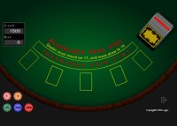 Blackjack Pay`s 3to1
