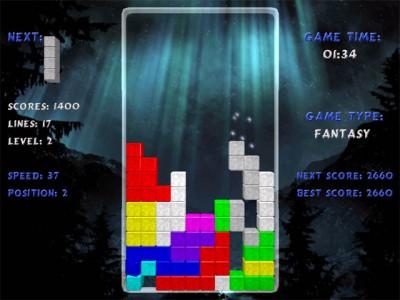 Tetrix Tetris 3D