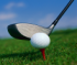 Golf - The Solitaire