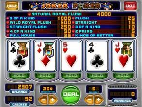 Joker`s Poker