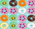 Lovely Doughnut Puzzle