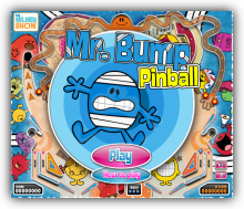 Mr.Men Pinball