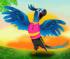 Rio The Parrot