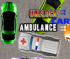 Unblock Ambulance Car